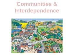 9-1 AQA GCSE Biology - U7 L1 Communities
