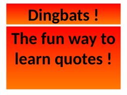 dingbats 100 pics