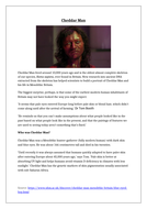 Cheddar Man worksheet