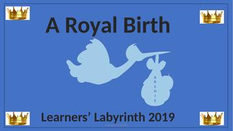 Archie- a royal birth