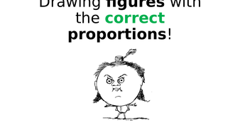 Art Lesson - Drawing the Human Figure