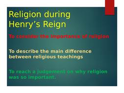 religion-henry.pptx