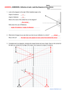 ANSWERS---404h-Reflection-of-Light---Light-Ray-Diagrams-in-Plane-Mirrors-HW.pdf