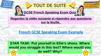 GCSE-French-Speaking-Preparation-TES.pptx