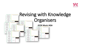 AQA GCSE Music - Organise Your Knowledge
