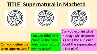 supernatural-in-macbeth.pptx