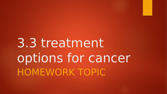3.3-possible-treatment-options-for-cancer.pptx
