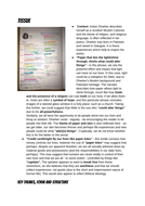 Tissue by Imtiaz Dharker GCSE English Lit revision guide