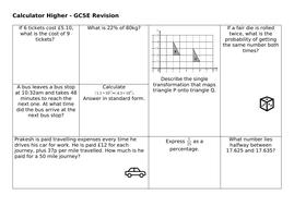 Calculator-Higher-Set-2.docx
