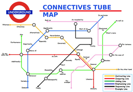 Connectives - Tube Map