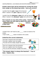 Measures - Weight Worksheet.docx