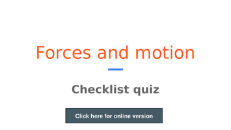 Force-and-motion-checklist-quiz-powerpoint.pptx