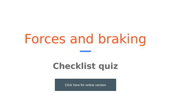 Forces-and-stopping-distances-checklist-quiz-power-point.pptx
