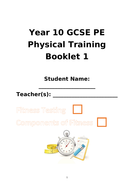 OCR GCSE PE (9-1) Fitness Testing and Components of