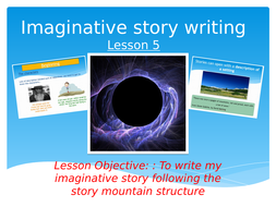 Imaginary-story-writing--L5--writing---reviewing-stories.pptx