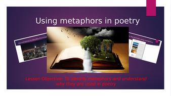 Poetry--using-metaphors.pptx