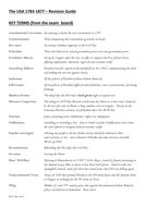 USA 1783-1877 Edexcel GCSE Revision Guide