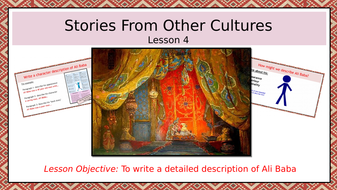 Stories-From-Other-Cultures--lesson-4--character-description.pptx