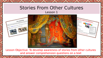 Stories-From-Other-Cultures--lesson-1--Whole-Class-Guided-Reading.pptx