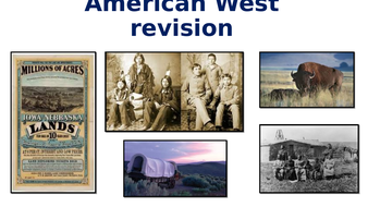2019 Edexcel  9-1 Paper 2 American West revision  lesson