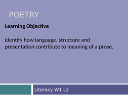 Literacy-PPP-Poetry--W1-L2.ppt