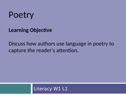 Literacy-PPP--poetry-W1-L1.ppt