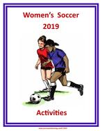 Women's World cup Activities