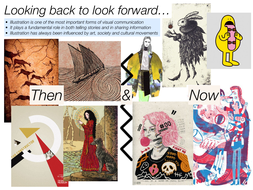Graphic Illustration - Reference / Display - Art / Design