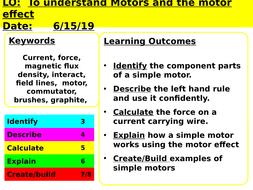 CP10c Flemings left hand rule and motors