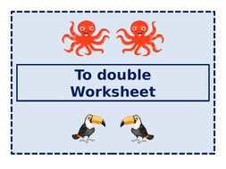 To-double-worksheets-only.pptx