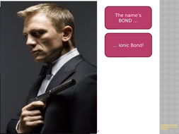 Lets revise Ions and ionic bonding