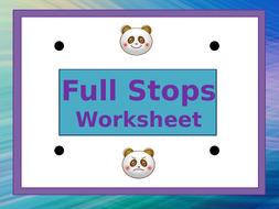 full-stops-worksheet-only.pptx