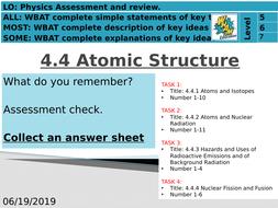 AQA-Physics-4.4-Atomic-Structure-Quiz.pptx