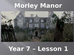 Key Stage 3 - Drama - Morley manor - Horror Genre scheme of work