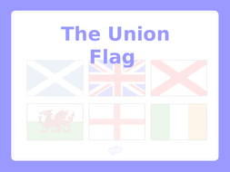 History of the Union flag including symbols for SEN