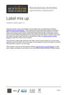Label mix up