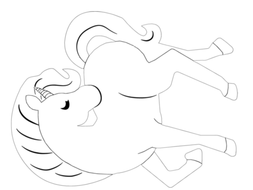 Unicorn Coloring Pack