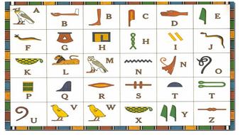 KS2-Hieroglyphics-Alphabet-Handout.pptx