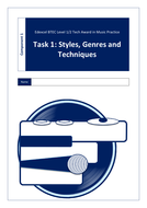 Task 1: Styles, Genres and Techniques.pdf