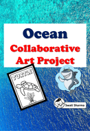 Ocean Collaborative Art Project