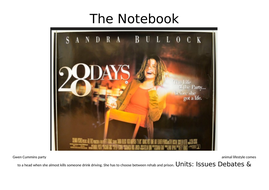 The-notebook.docx