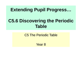 C5.7-Discovering-the-Periodic-Table---LP-(Extending-Progress).pptx