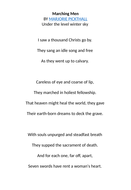 Marching-men-complete-poem.pptx