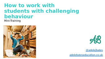 How-to-work-with-students-with-challenging-behaviour.pptx