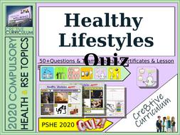 95-Healthy-Lifestyles-Quiz.pptx