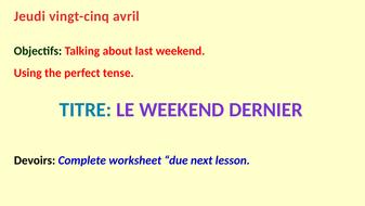 5---Le-weekend-dernier.pptx
