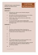 CAFFEINEAnswerSheet.pdf