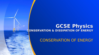 GCSE Physics Conservation of Energy Complete Lesson Pack (with Practical)