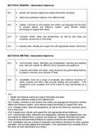 AQA GCSE English Language Assessment Guidelines + Content