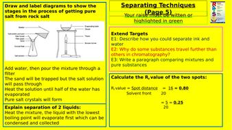 Y7-Homework-RAISE---Separating-Techniques.pptx